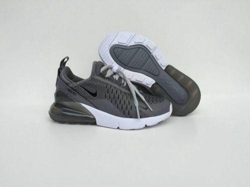 Buy Nike Air Max 270 Kids Wolf Grey White   Air max 270