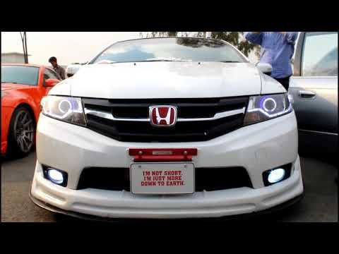 Honda City Aspire 1 5 Modified With Fire Kit Uet Ksk Auto Show Honda City Honda Auto