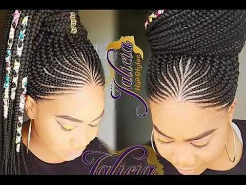 Latest Braided Hairstyles 2018 Most Inspiring Hairstyles To Get Your Da Latest Braided Hairstyles Hair Styles African Hair Braiding Styles