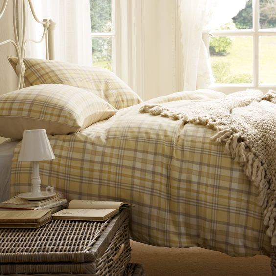 Laura Asley bedding - also in duck egg