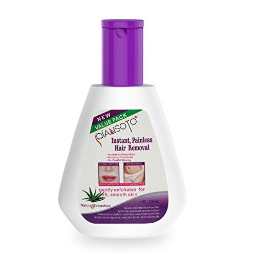 Hair Removal Cream Ifanze Hair Remover Lotion Sensitive With Aloe
