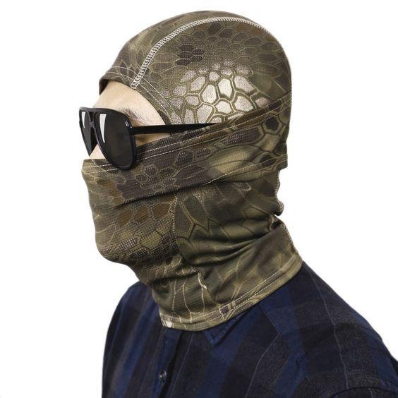 10% OFF ON OneTigris Tactical Hood Headwear Balaclavas Full Face Mask (Mandrake), Novelty Headwear - Amazon Canada
