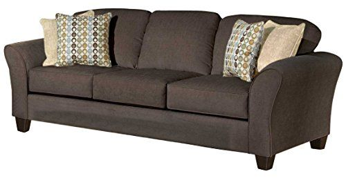 Sofa Seat Cushions Are Attached By Hook