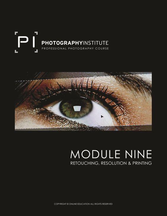 Module 9  #photography #thephotographyinstitute #pi #training #photographycourse #education