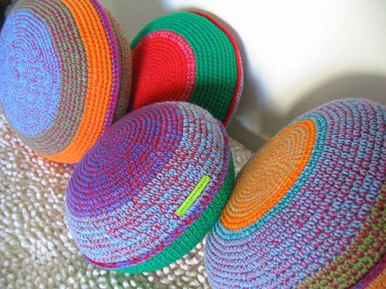 Casa - Decoração - Reciclados: crochet