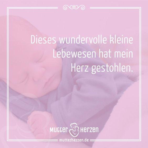mehr schöne sprüche auf: www.mutterherzen.de #herz #liebe