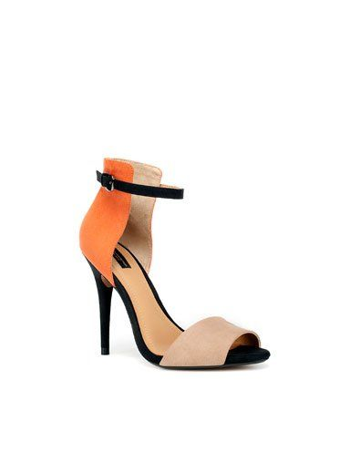 Beautiful shoes Zara.