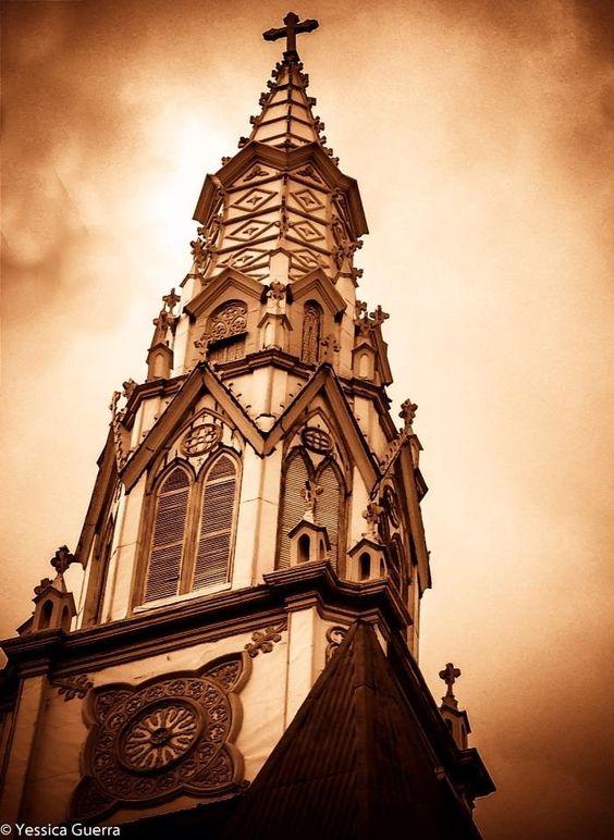 Basílica Sagrado Corazon, San Salvador.