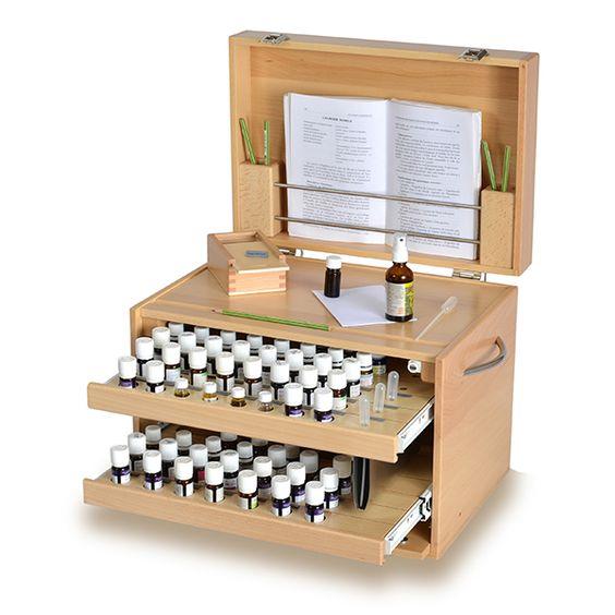 Coffret pour huiles essentielles XL | Sevellia