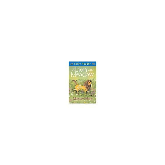 A Lion in the Meadow ( Early Reader) (Paperback)