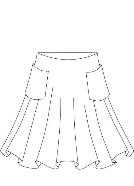 Design Details - upload information on pattern details, such as a pocket, if you would like to change your old pattern.