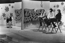 Dating Game - spent hours watching this, followed by Newlywed Game and Divorce Court.