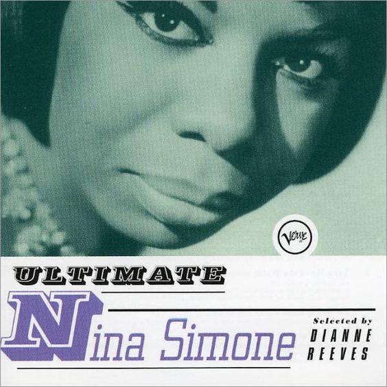 The first Nina Simone CD I ever bought!!!