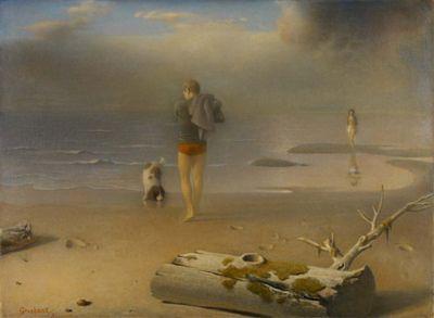Werner Groshans - Lake Erie Shore [1961]