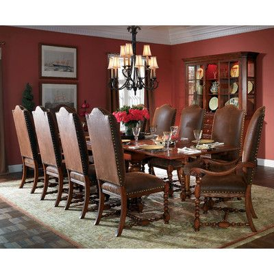 Hooker Furniture Waverly Place 11 Piece Dining Set