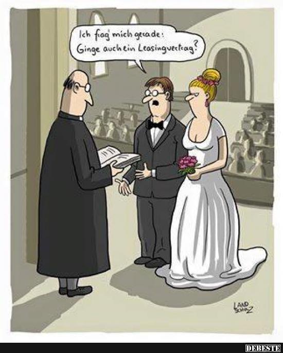 Hochzeit lustige bilder comic