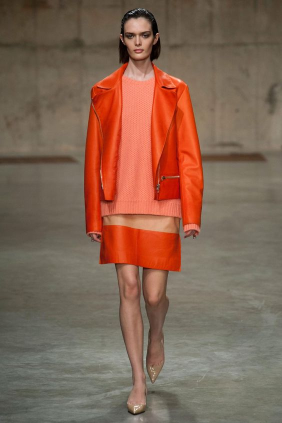 Richard Nicoll Fall 2013 RTW Collection - Fashion on TheCut