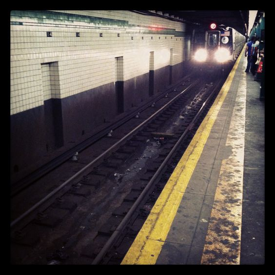The F train