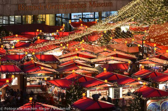 Weihnachtsmarkt am Dom (Roncalliplatz)