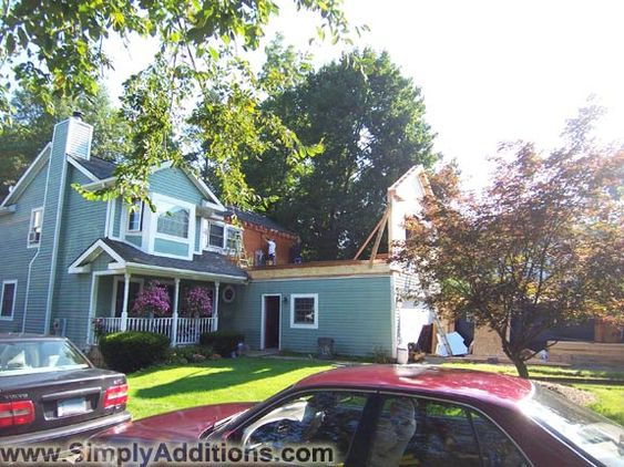 Second Story Addition Project Homeowner Stories See How Steven Cindy 39 S Master Suite