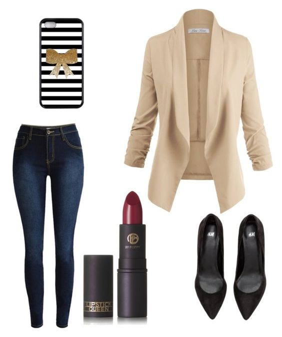 """Untitled #7836"" by ohnadine on Polyvore featuring Lipstick Queen"