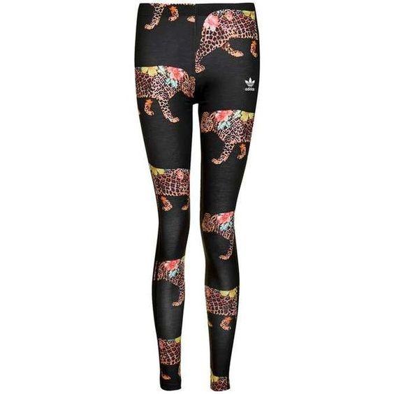 b90964e873cc adidas originals leopard leggings