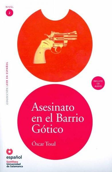 Asesinato en el barrio gotico/ Murder in the Gothic Quarter