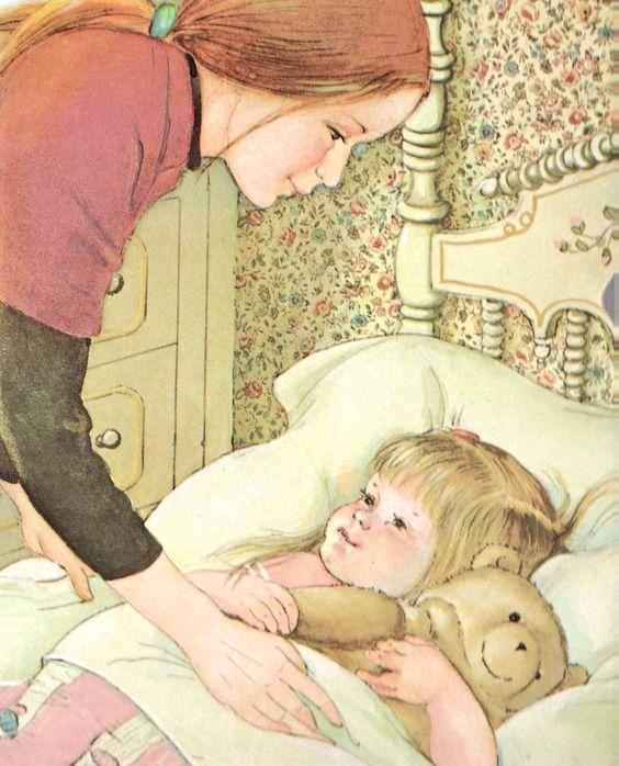 Illustration by Eloise Wilkin: