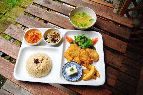 心からほっこり。自然食を提供する京都「栞栞カフェ」|ことりっぷ