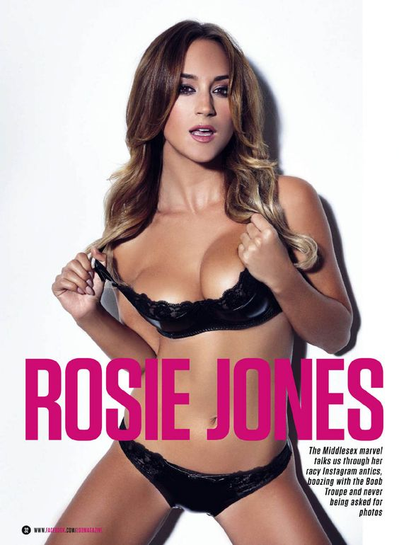 Rosie Jones