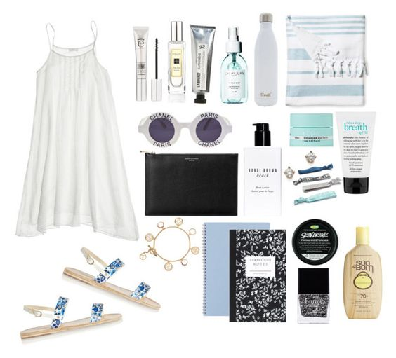 """Beach Day!"" by kate-s-jablonski on Polyvore"