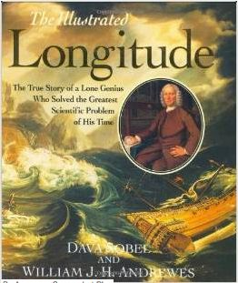 Longitude by Dava Sobel - non-fiction about the story behind the solution to navigation by using clocks