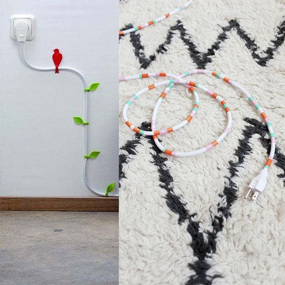 decorar cables