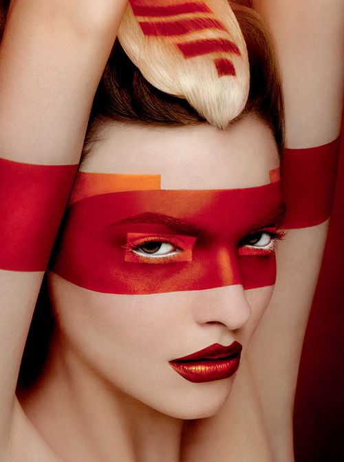 "she-loves-fashion: ""SHE LOVES FASHION: The Wonders of The World by NARS for Volume Magazine 2013 """