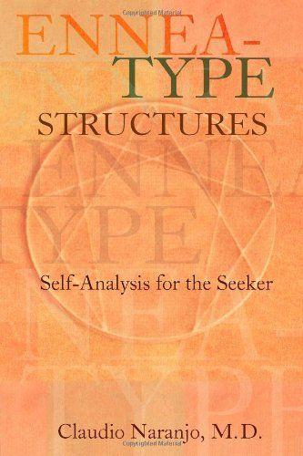 Ennea-type Structures: Self-Analysis for the Seeker (Consciousness Classics) by M.D. Claudio Naranjo, http://www.amazon.com/dp/0895560631/ref=cm_sw_r_pi_dp_JzTqtb04V4G06
