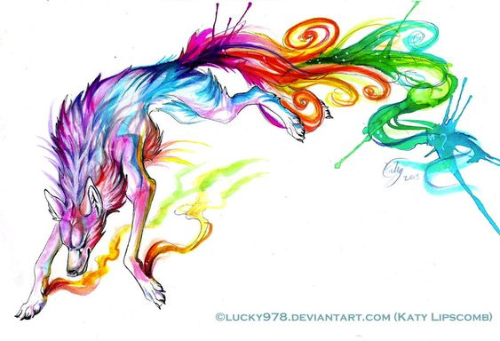 Fox-Hybrid Design by Lucky978.deviantart.com on @deviantART