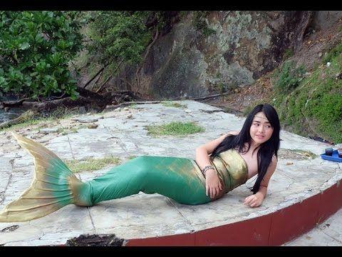 فيديو حقيقي ظهور حورية البحر لن تصدق شكلها حيرت العالم Youtube Amanda Mermaid Costume Youtube