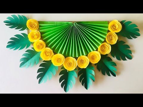 Wall Decoration Ideas Diy Wall Hanging Paper Wall Hanging