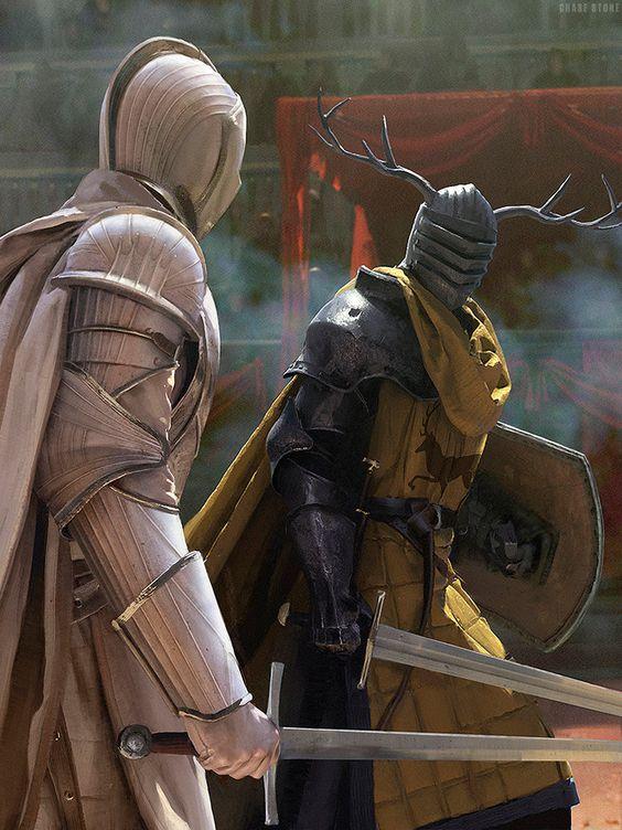 Conoce el universo de Game of Thrones con ilustraciones!