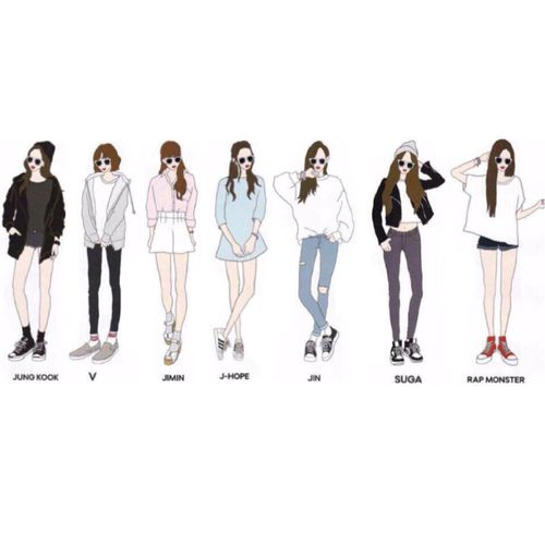 Bts Outfits Pinterest Female Fashion