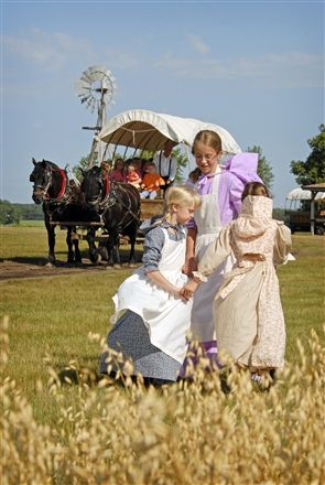 Learn about pioneer history and the life of author Laura Ingalls Wilder in De Smet, South Dakota.