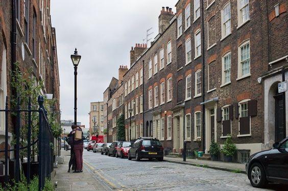 Elder Street 2013 London