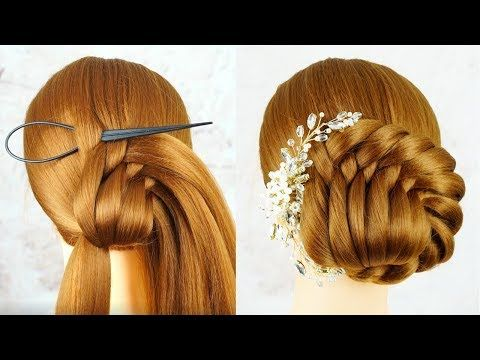 Easy Hairstyle For Beginners Step By Step Hairstyles Tricks And Hacks Hairstyles Wedding Y Easy Hairstyles Step By Step Hairstyles Short Hair Styles Easy