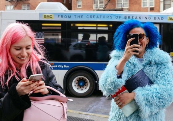 #NYFW #streetstyle #fashion #style #fall16:
