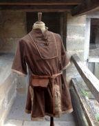 KOSTÜMTRUHE   Verkauf & Versandhandel, mittelalterliche Kleidung, Kostüme & Gewandungen, Zubehör aus Ritterzeit und Piratentum - breiter Ledergürtel Fantasy