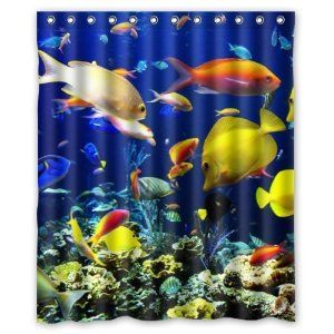 Sea Life Shower Curtain   Google Search