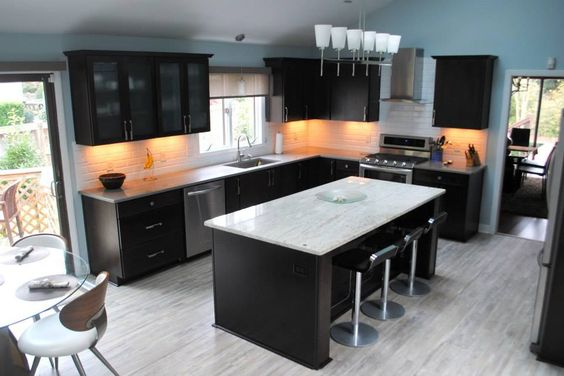 Kitchen Cabinet Slab Doors
