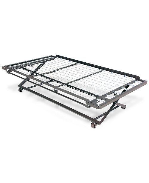 Leggett Platt Pop Up Daybed Macy S 4 5 High Pop Up Trundle Pop Up Trundle Bed Daybed