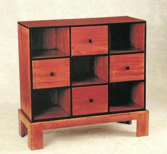 Art Deco Furniture: Art Deco Bookcase Index