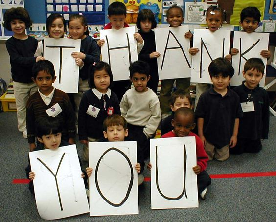 Collection of volunteer appreciation ideas and gifts for preschool, pre-k, or kindergarten.